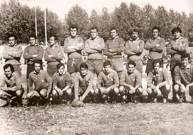 Resultat d'imatges de rugby català 1940